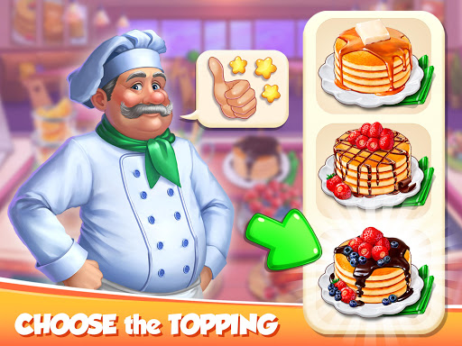 Hell's Cooking: crazy burger, kitchen fever tycoon screenshots 2