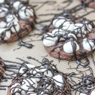 Mississippi Mud Cookies