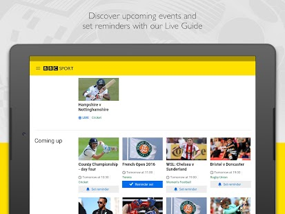 BBC Sport Screenshot 13