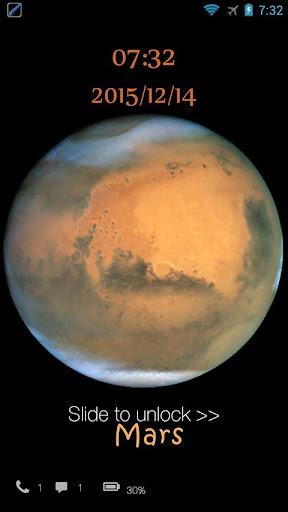 Find Mars