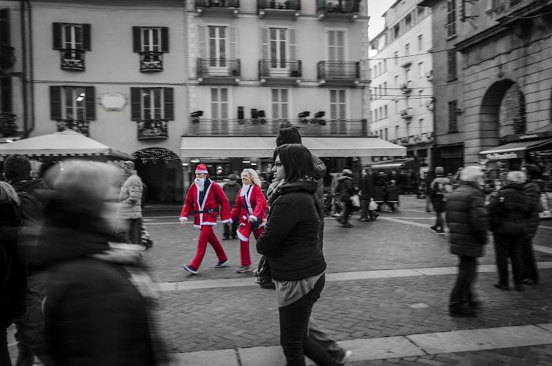 Passeggiata natalizia di Simo Foto