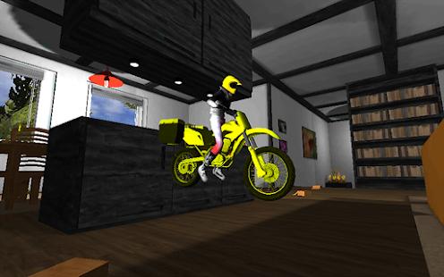 Office-bike-driving-3d