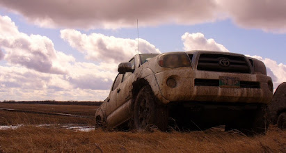 Photo: Tacoma - Post offroad