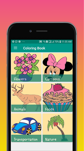 Coloring Book Offline hack tool