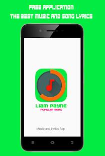 Liam Payne Popular Song - náhled