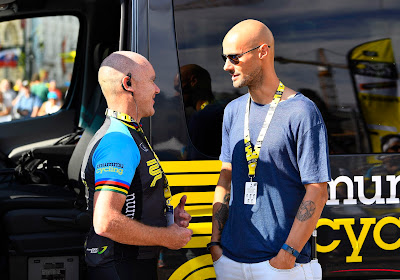 Throwback 2005: Tom Boonen wint tweede etappe Tour de France na indrukwekkende sprint