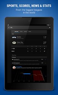 theScore: Sports & Scores- screenshot thumbnail