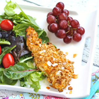 Corn Flake and Coconut-Crusted Baked Chicken Recipe