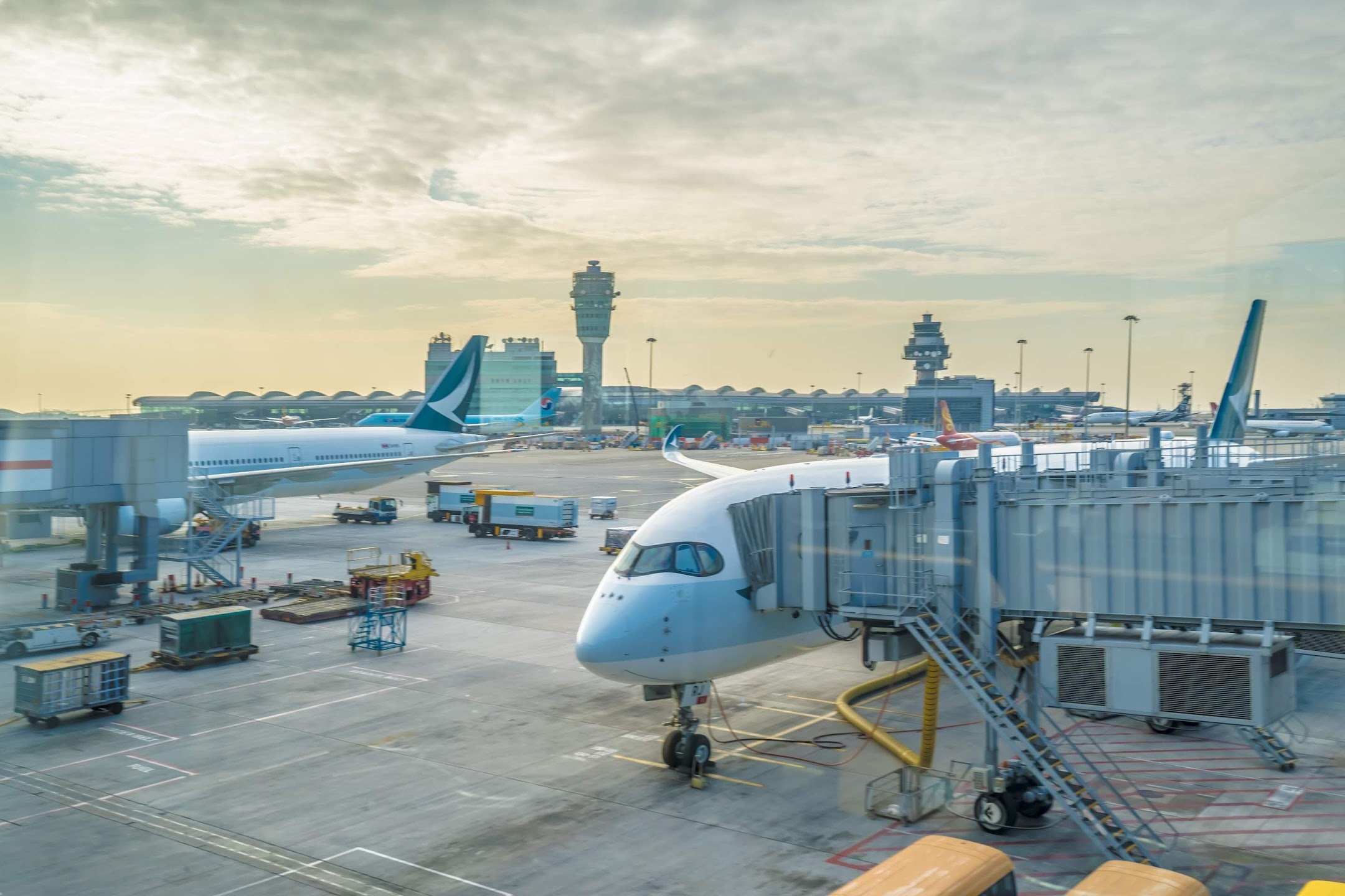 香港国際空港4