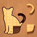 BlockPuz: Jigsaw Puzzles &Wood Block Puzzle Game icon