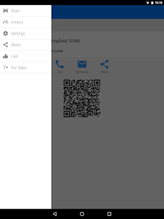 App QR & Barcode Scanner APK for Windows Phone