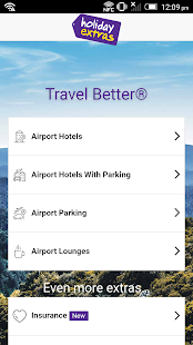 Airport Hotels and Parking- screenshot thumbnail
