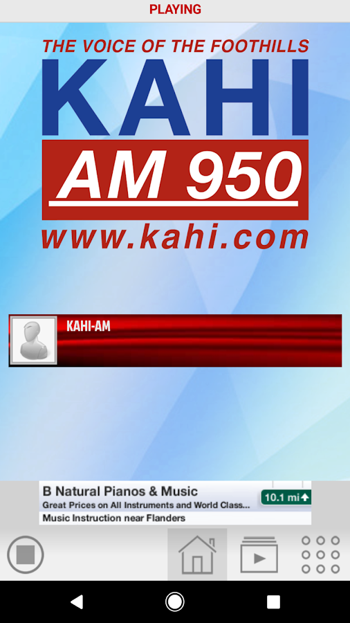 KAHI Radio- screenshot