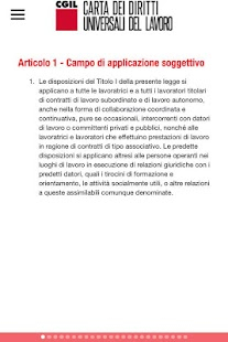 Carta CGIL- screenshot thumbnail