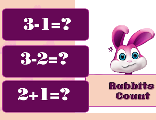 Rabbit Math Workout
