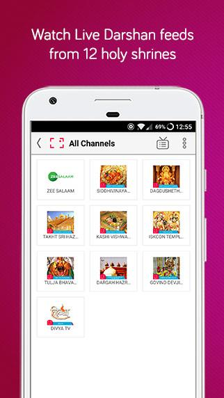 dittoTV: Live TV Shows, News & Movies Screenshot 3