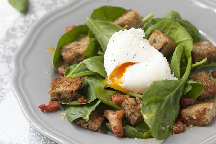 Lyonnaise Salad 2 Ways Recipe