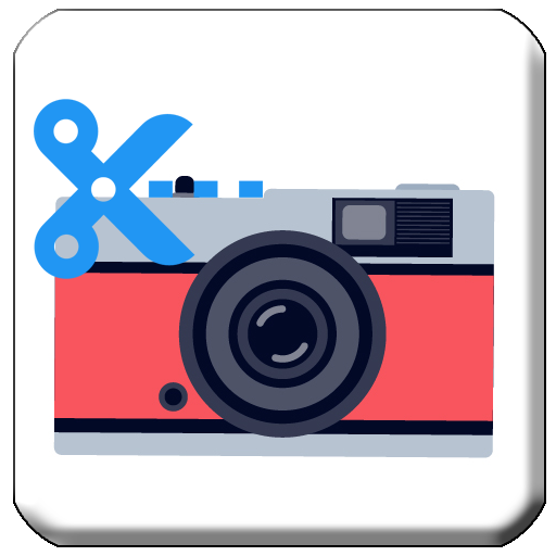 形に写真をトリミング 攝影 LOGO-玩APPs