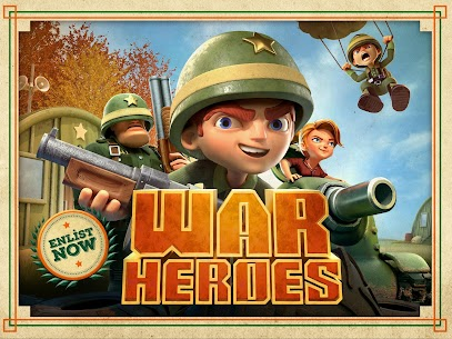 War Heroes Mod Apk Strategy Card Game 3.0.1 (Unlimited Energy) 7