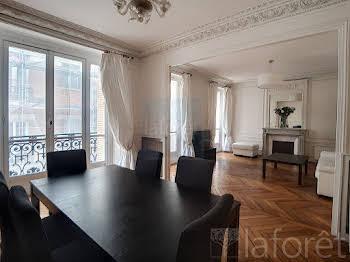 Appartement meublé 4 pièces 88,55 m2