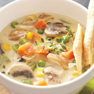 Chicken Pot Pie Stew