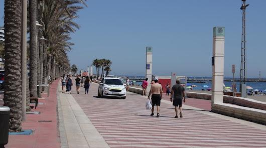 76 casos más de coronavirus en Almería y 2 ingresos en UCI este miércoles