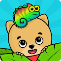 Kids puzzles 3 and 4 years old icon