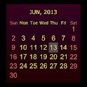 Julls' Calendar Widget Pro icon