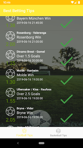 The Best VIP Betting Tips & Football Odds & Sports  screenshots 2