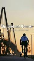 Screenshot of Post & Courier Charleston