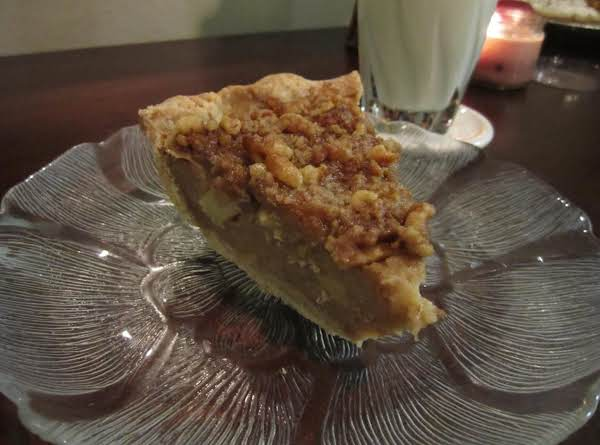 Apple Pudding Pie