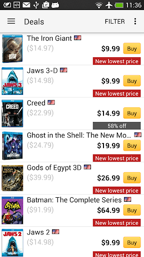 My Movies by Blu-ray.com 1.9.3 screenshots 4