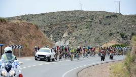 Los grandes del pedal tienen una cita en Tabernas.
