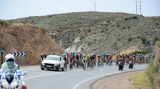 300 ciclistas de toda España llegan este sábado a Tabernas