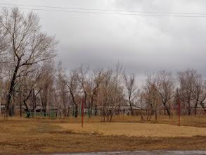 Photo: Спортивная площадка, 5 декабря 2013 года