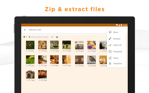 Astro File Manager (File Explorer) 6.1.0 screenshots 7