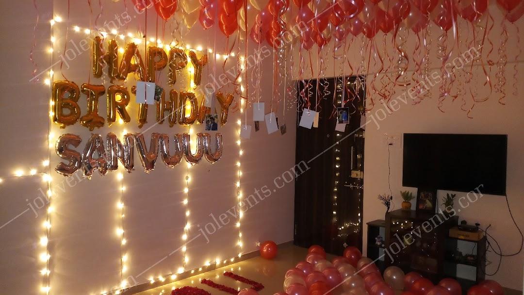 Birthday Decoration | Balloon decoration in pune - We offer ...
