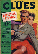 Photo: Street & Smith's Clues Detective Stories 194011