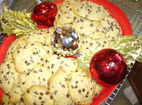 Splenda Blend Chocolate Chip Cookies