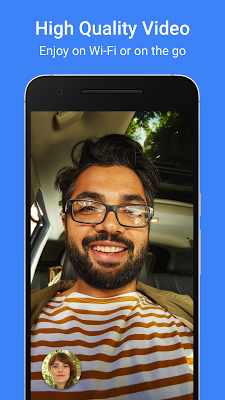 Google Duo - screenshot