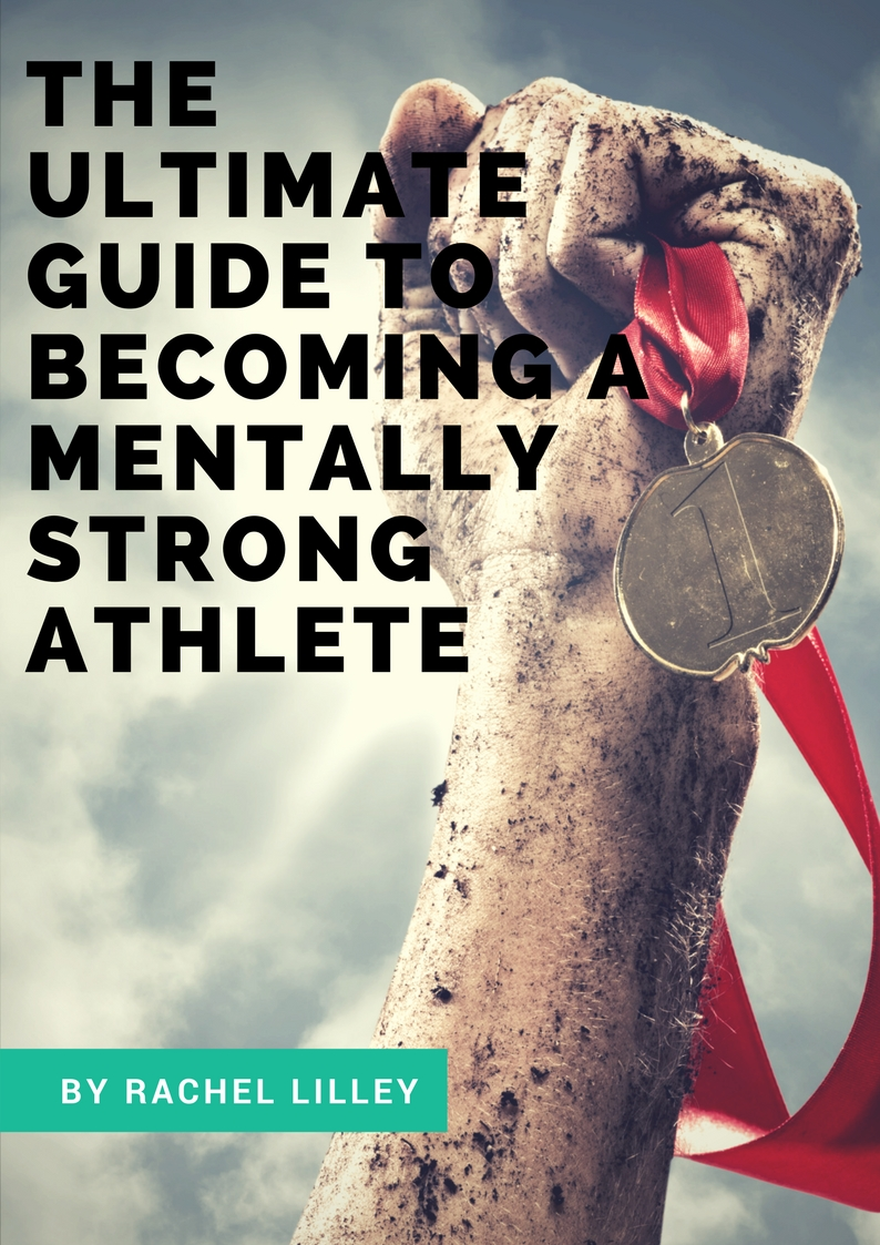 Cover of Ultimate Guide to Becoming a Mentally Strong Athlete