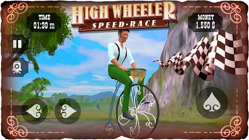 Download High Wheeler Speed Race MOD APK 8