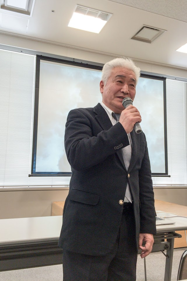 北竜町ポータル運営管理者・寺内昇氏