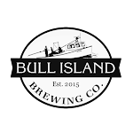 Logo for Bull Island Brewing Co.
