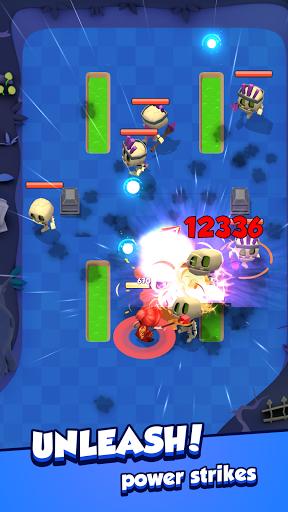 Code Triche Lunch Hero mod apk screenshots 5