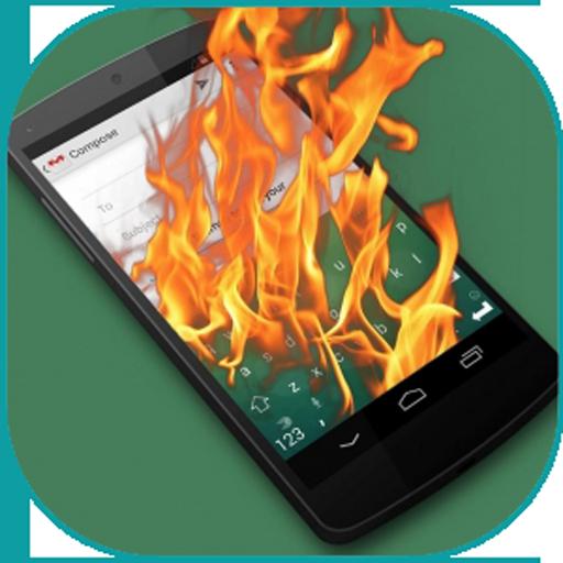 消防屏幕恶作剧 休閒 App LOGO-硬是要APP