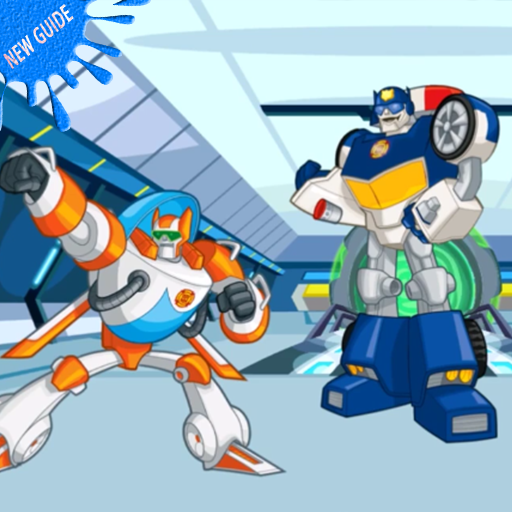 Guide For Transformers Rescue Bots: Dash