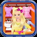 Princess Doll Fashion icon