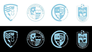 Los escudos para la votación.
