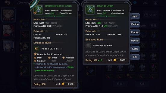 Hack Game Castle Legend3: City of Eternity apk free